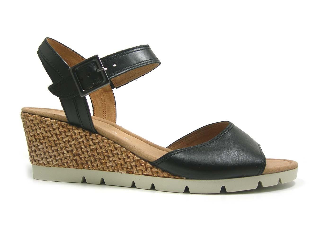 Gabor sandalen tot maat 44   Grotemaatschoenen.nl