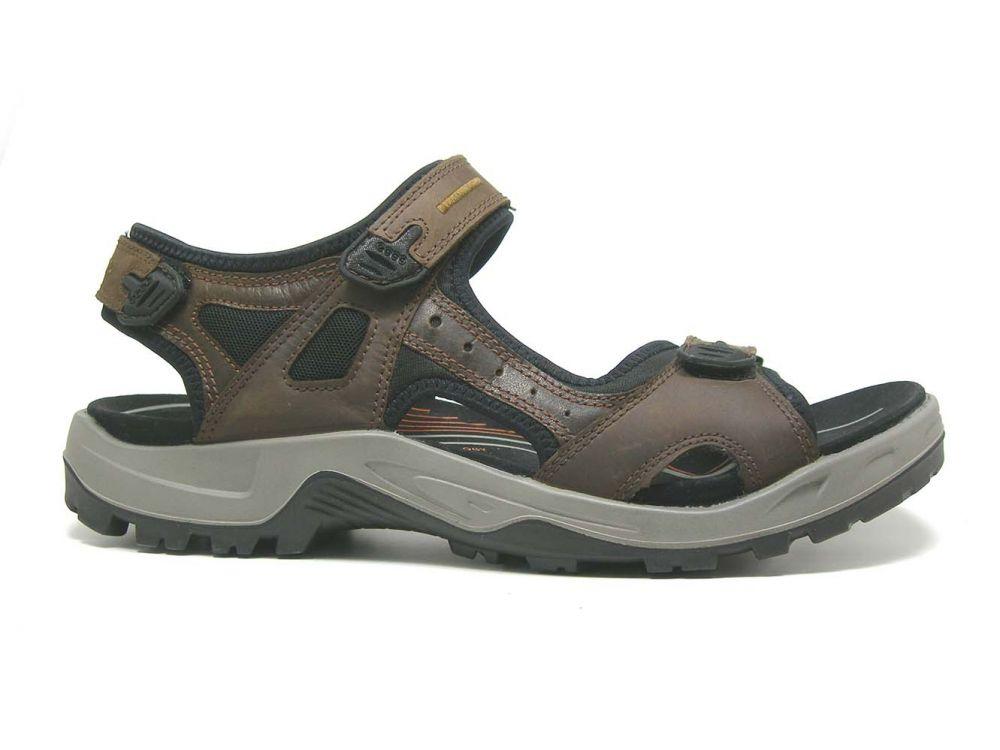 Ecco lichtgewicht sandalen maat 47 tm 50 | grotemaatschoenen.nl