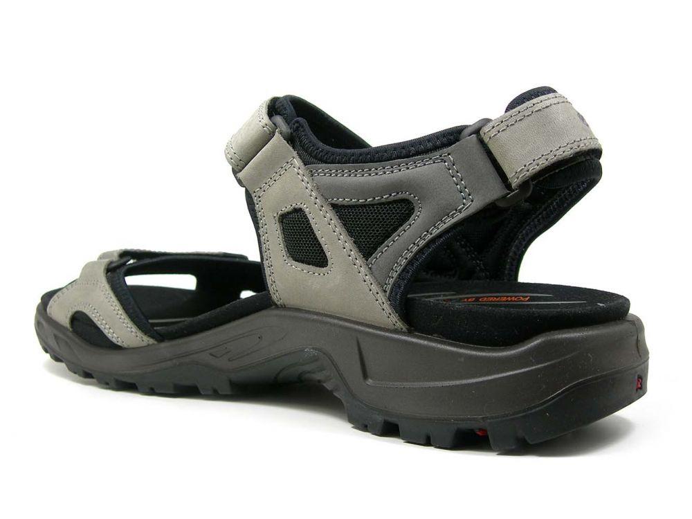 Ecco nubuckleren sandalen maat 47 tm 50 | grotemaatschoenen.nl
