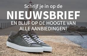 Grote maat schoenen nieuwsbrief