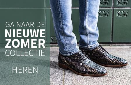 Zomercollectie grote maten heren schoenen