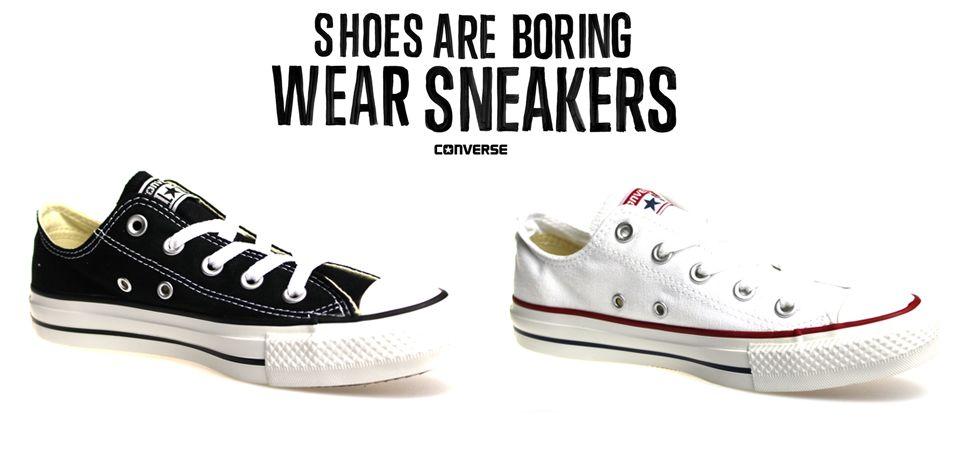converse schoenen maat